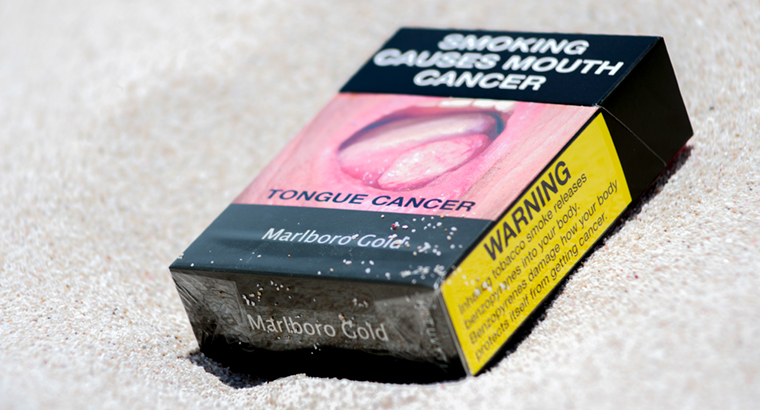 Plain packaging for tobacco products has proven to be effective in reducing smoking rates in Australia.