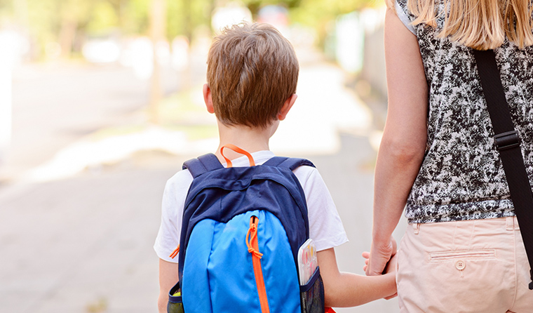 The National Asthma Council Australia recommends children who experience asthma have an up-to-date action plan before heading back to school.