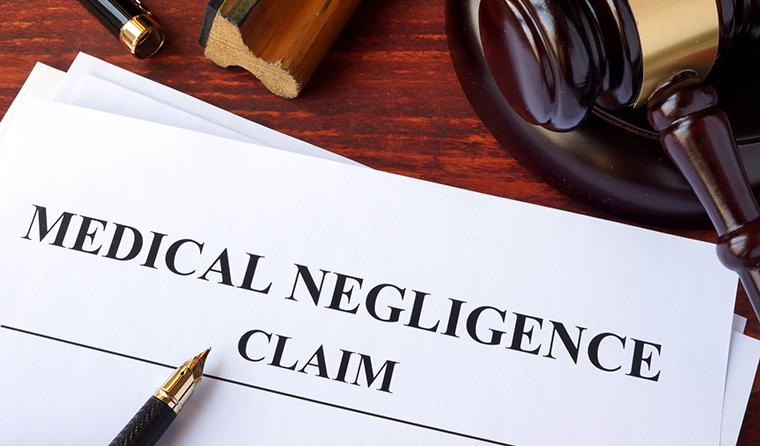 medical negligence definition