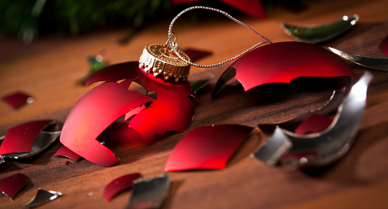 Family violence incidents increase during Christmas and New Year's Eve in Australia.
