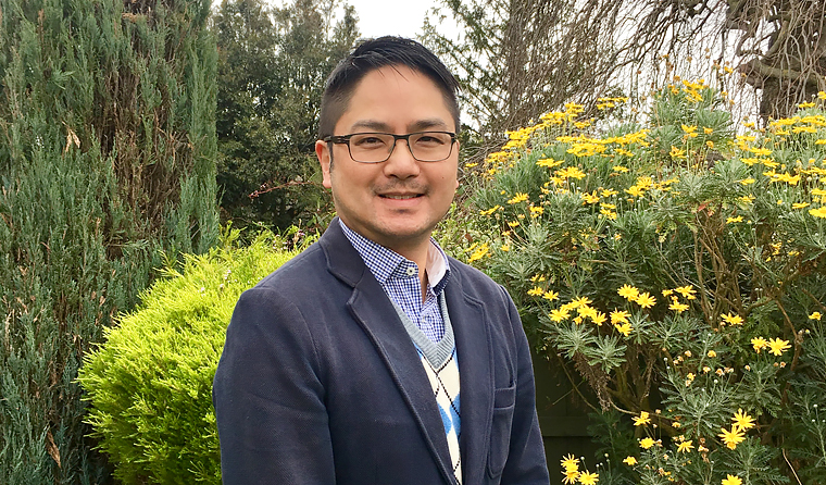 Associate Professor Justin Tse believes his completion of an academic post helped to birth his love of teaching and research.