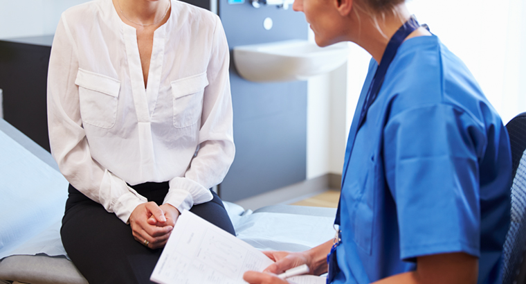 Sexual health physician Dr Siobhan Bourke feels increasing rates of STIs means screening should be carried out among a broader range of patients.