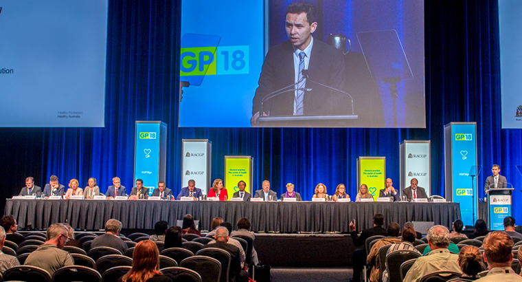 The 61st Board commenced its official term following the RACGP's Annual General Meeting on Thursday 11 October.
