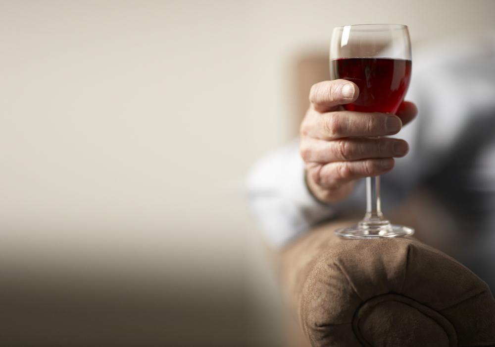 Baby boomers have relatively high rates of risky drinking