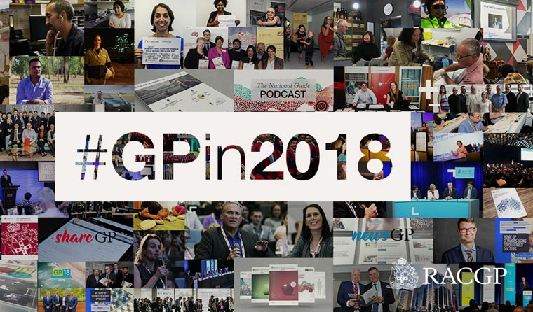 The #GPin2018 list can be followed via the @RACGP twitter account.