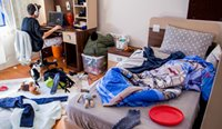Disorganisation and clutter have a cumulative effect on our brains, which like order.