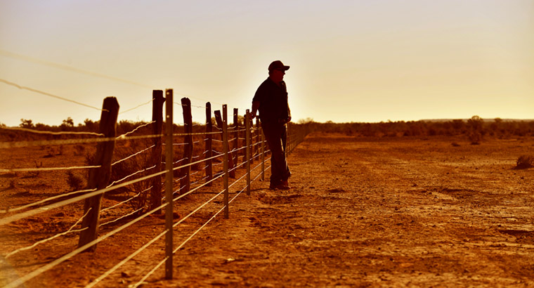 Drought conditions were experienced across parts of Queensland, New South Wales, Victoria, South Australia and Tasmania in 2018. (Image: David Mariuz)