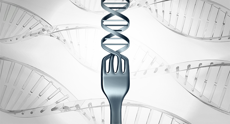 Dietitian Melissa Adamski says the complexity of this area of science means that recommending everyone follow a DNA diet is 'a little way off'.