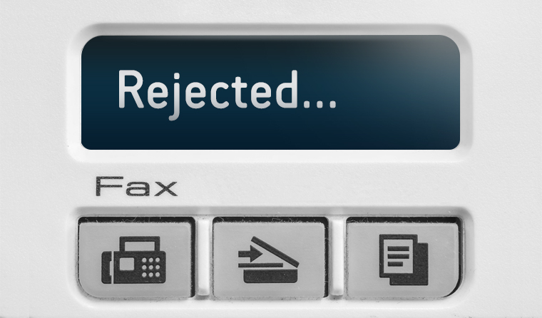 Is the tyranny of the fax machine nearly over?