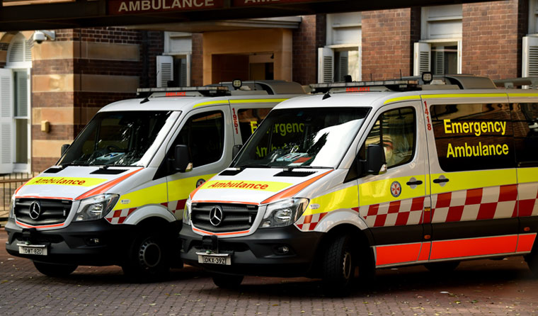 New research has found the rate of pregabalin-related ambulance attendances has increased tenfold since 2012. (Image: Joel Carrett)