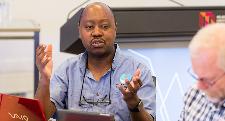 Dr Ken Wanguhu, of SA's Waikerie Medical Centre, says the availability of point-of-care testing is often lifesaving in rural areas.