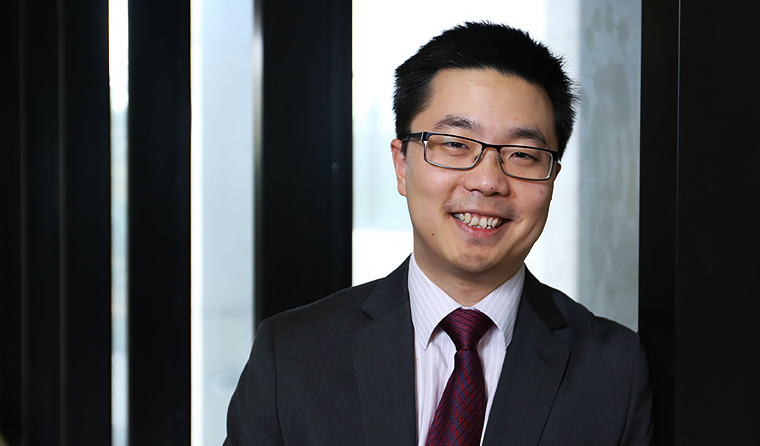Associate Professor Joel Rhee believes GPs 'have an important role looking after people in their homes for the majority of care in their last period of life'​.