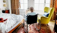 Even without a pandemic lockdown, many aged care residents were experiencing a sense of disengagement and isolation.