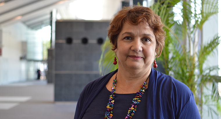 Professor Gail Garvey says GPs have a vital role in bridging the gap in cancer control between Aboriginal and Torres Strait Islander and non-Indigenous Australians.