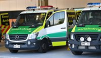 Ambulances will be used to take patients to new priority centres. (Image: David Mariuz)