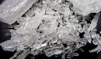 A more potent form of methamphetamine, ice is now the third most commonly used illicit drug among people who have recently used drugs in Australia. (Image: Supplied)