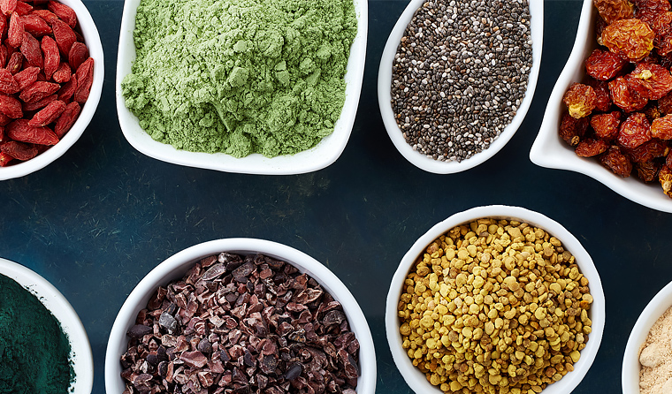 One of the factors dietitian Chloe McLeod considers when looking for a superfood is ease of access: 'Some of the healthiest products can be purchased for bargain-basement prices,' she said.