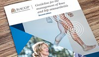 The updated guideline on osteoarthritis better reflects the latest evidence on the condition.