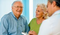 Many older patients continue to have active and healthy sexual lives.