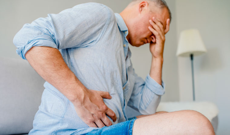 Diverticulitis is a common gut disorder.