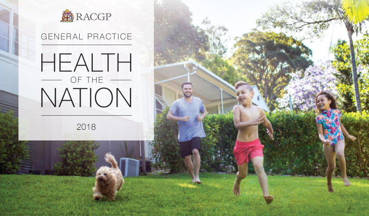 Health of the Nation presents unique data and interpretations, painting a clear picture of the contemporary Australian general practice.