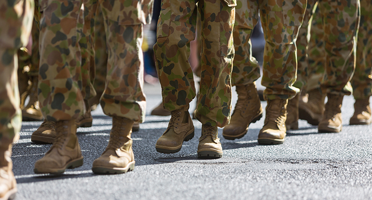 RACGP - Young returning veterans at high risk of mental