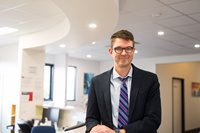Dr Bastian Seidel believes patients want health results rather than greater levels of treatment.