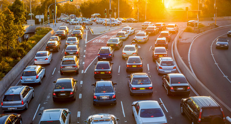 Car-dominated transportation systems result in sedentary lifestyles and generate massive emissions.